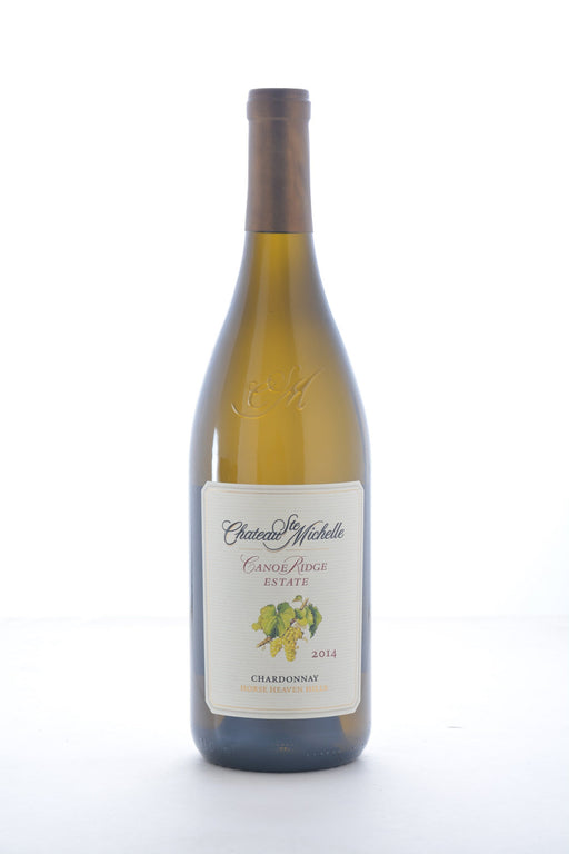 Chateau Ste. Michelle Chardonnay Canoe Ridge 2014 - 750 ML - Wine on Sale