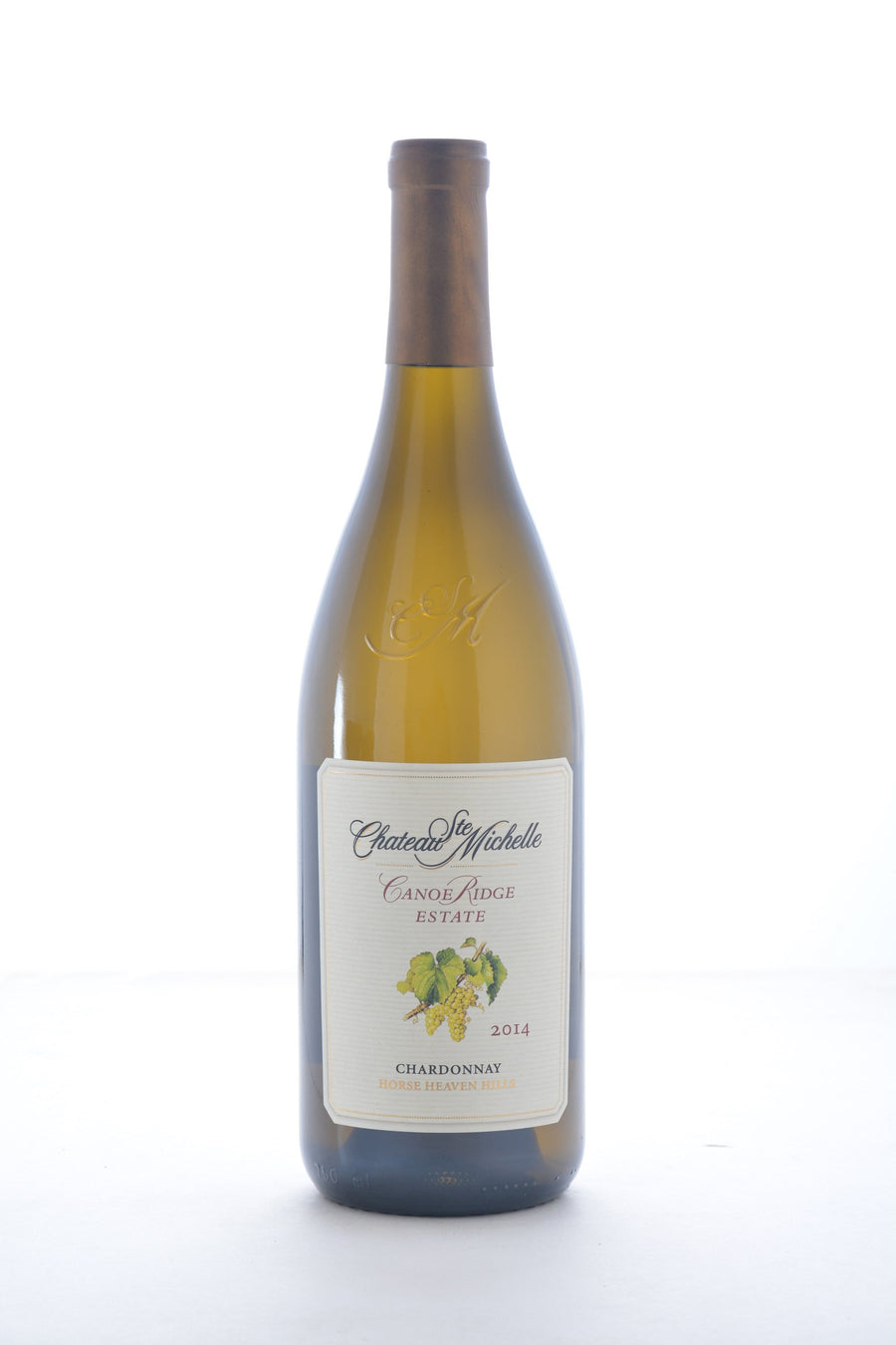 Chateau Ste. Michelle Chardonnay Canoe Ridge 2014 - 750 ML