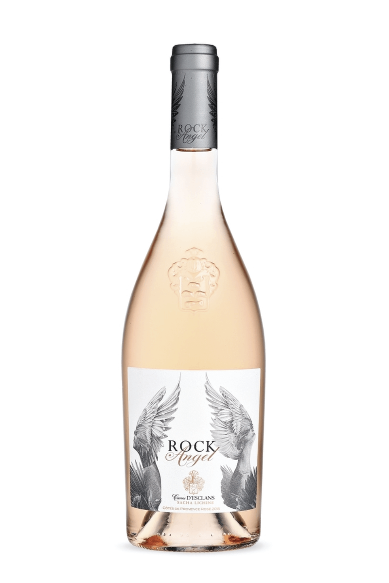 Chateau d'Esclans Rock Angel Rose Wine 2018 - 750 ML