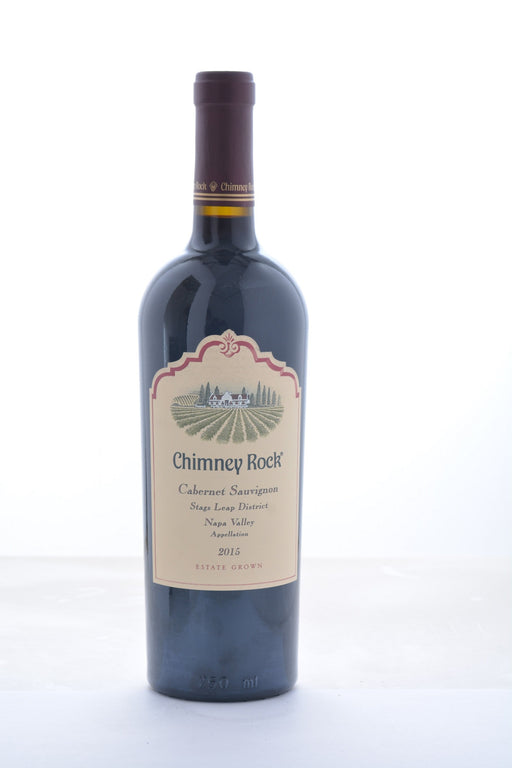 Chimney Rock Stags Leap District Cabernet Sauvignon 2015 - 750 ML - Wine on Sale