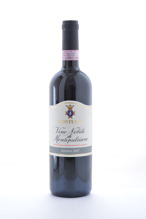 Contucci Vino Nobile di Montepulciano 2007 - 750ML - Wine on Sale