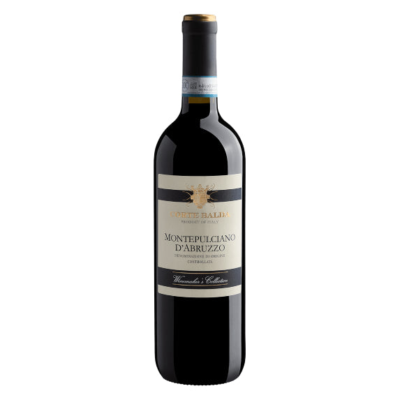Corte Balda Winemaker's Collection Montepulciano d'Abruzzo 2019 - 750 ML