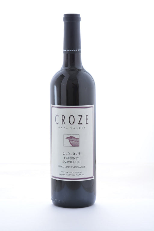 Croze Cabernet Sauvignon 2005 - 750ML - Wine on Sale