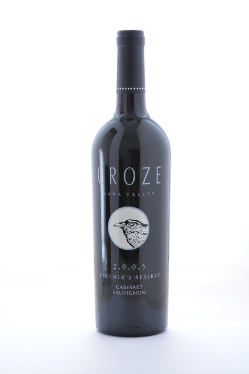 Croze Vintner's Reserve Cabernet Sauvignon 2005 - 750ML - Wine on Sale
