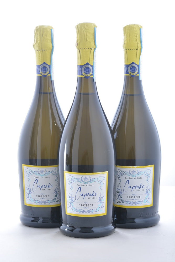 Groupon Cupcake Prosecco - 3 Pack - Wine on Sale
