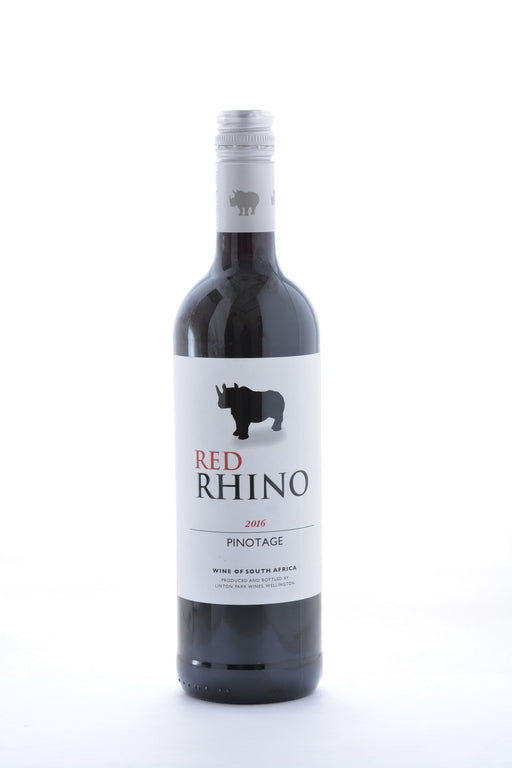 Red Rhino Pinotage 2016 - 750ML - Wine on Sale