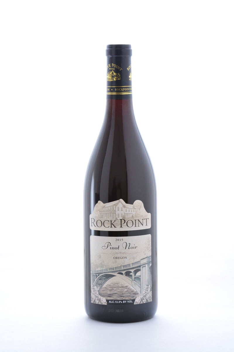 Rock Point - Pinot Noir - 750ML - Wine on Sale