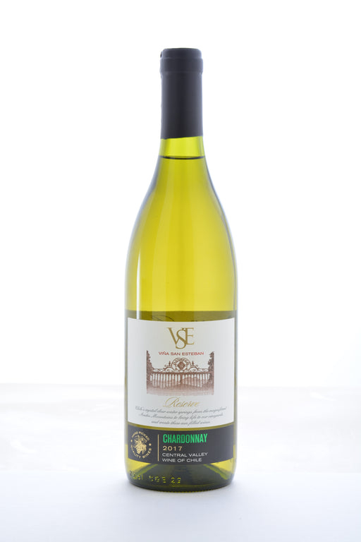 Vina San Esteban Reserve Chardonnay 2018 - Wine on Sale