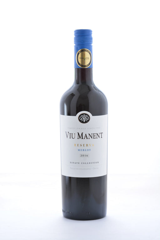 Viu Manent Merlot 2016 - 750ML - Wine on Sale