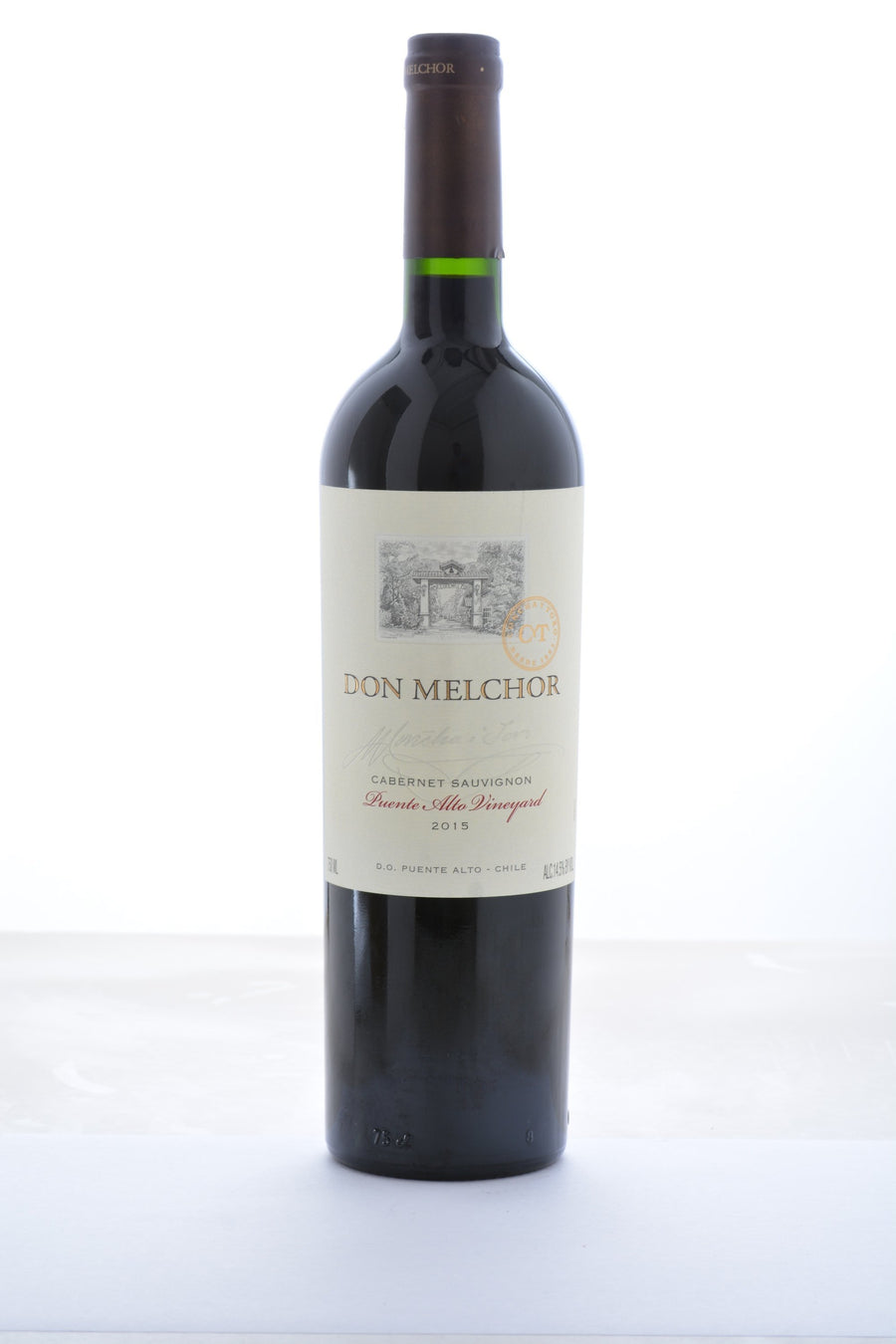 Don Melchor Cabernet Sauvignon 2015 - 750 ML - Wine on Sale