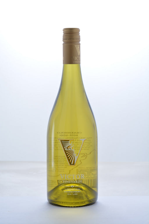 Victor Vineyards Chardonnay 2016 - 750ML - Wine on Sale