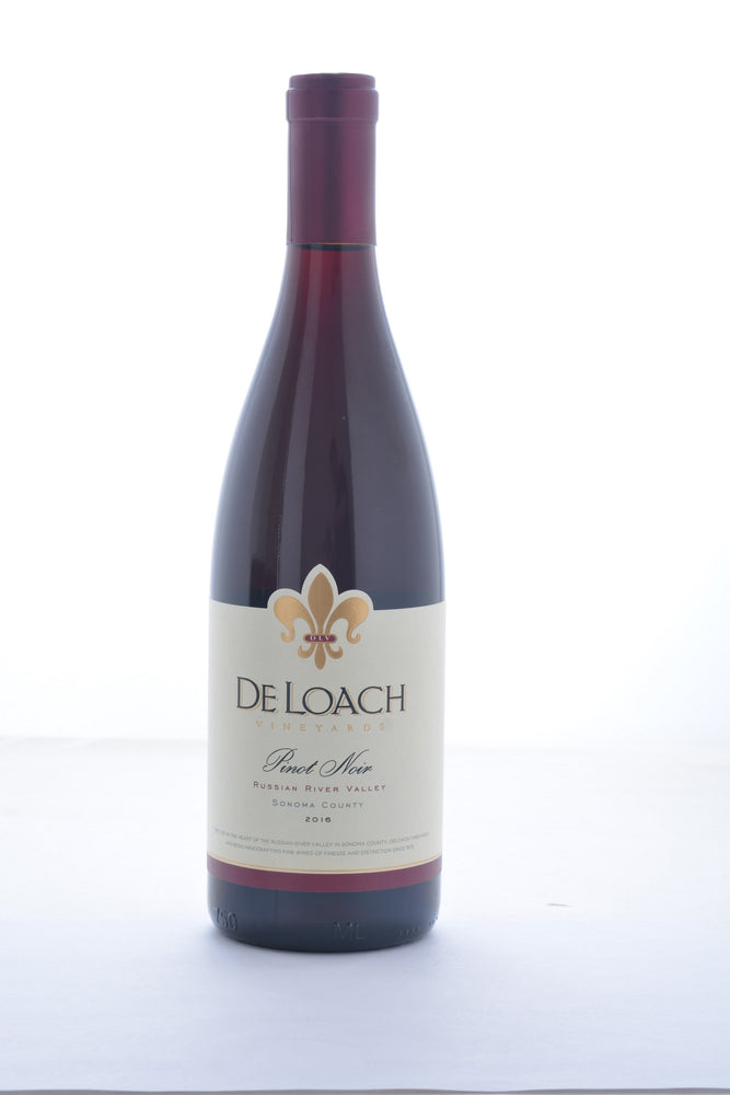 DeLoach Russian River Valley Pinot Noir 2016 - 750 ML - Wine on Sale