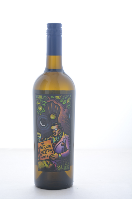 Bonny Doon Gravitas Bordeaux White Blend 2014 - 750 ML - Wine on Sale