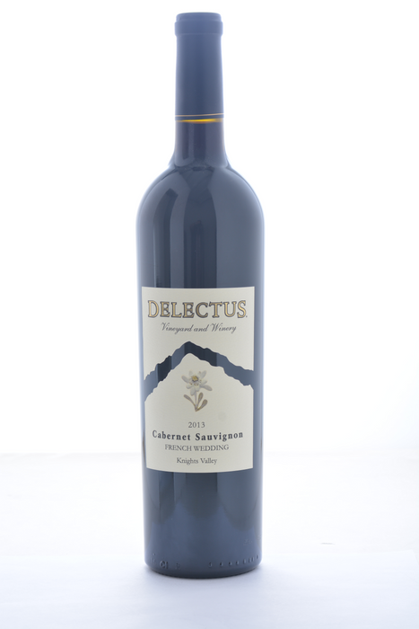 Delectus French Wedding Cabernet Sauvignon 2013 - 750 ML - Wine on Sale
