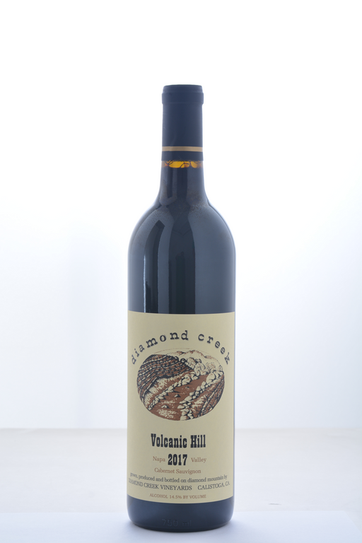 Diamond Creek Volcanic Hill Cabernet Sauvignon 2017 - 750ML - Wine on Sale