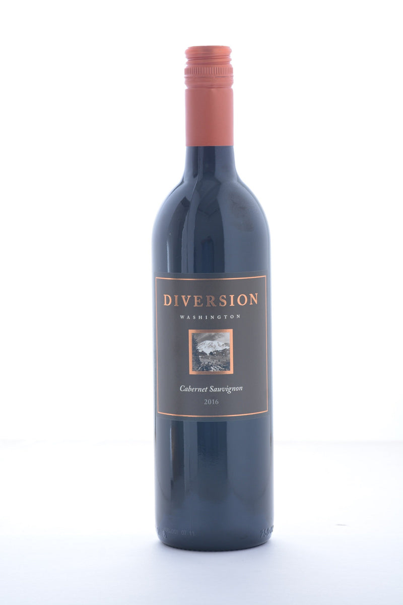 Diversion Washington Cabernet Sauvignon 2016 - 750 ML - Wine on Sale