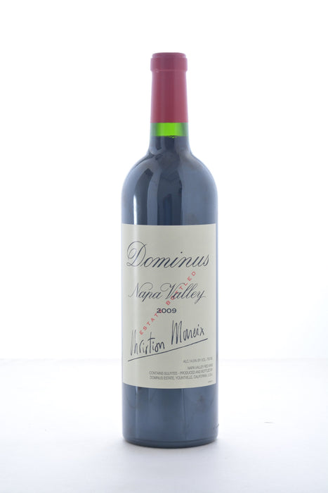 Dominus Estate Bordeaux 2009 - 750 ML - Wine on Sale