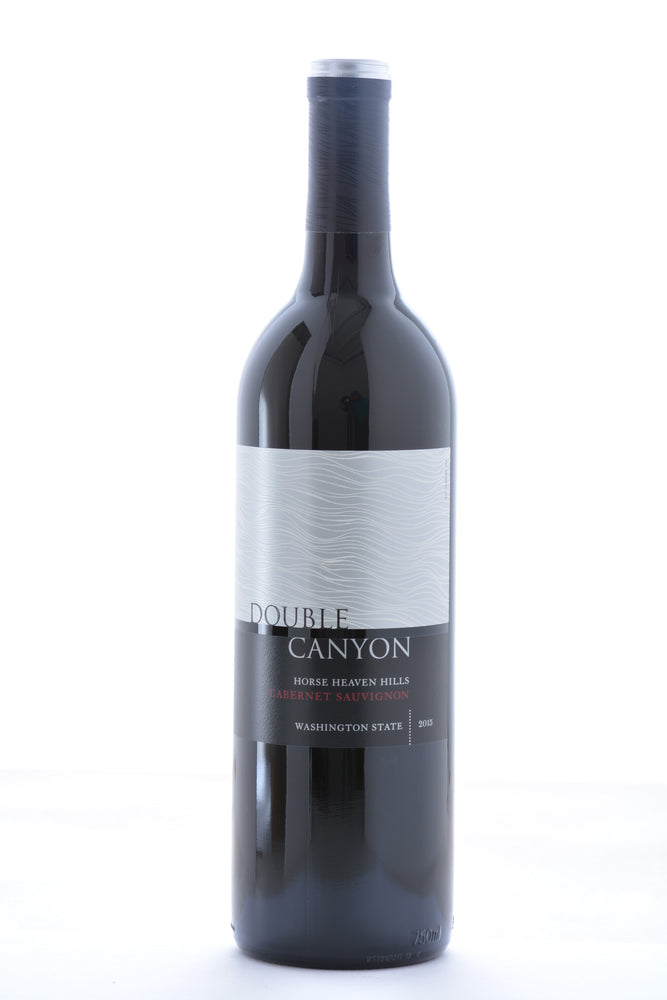 Double Canyon Horse Heaven Hills Cabernet Sauvignon 2015 - 750ML - Wine on Sale