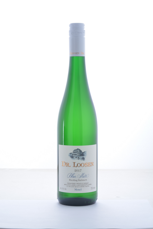 Dr. Loosen Blue Slate Kabinett Riesling 2017 - 750 ML - Wine on Sale