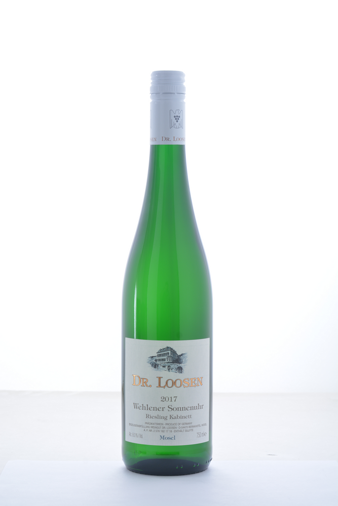 Dr. Loosen Wehlener Sonnenuhr Kabinett Riesling 2017 - 750 ML - Wine on Sale
