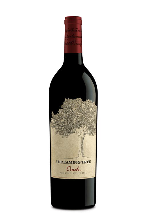 The Dreaming Tree Crush Red Blend 2018 - 750 ML - Wine on Sale