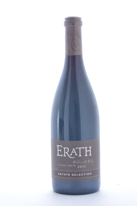 Erath Estate Selection Pinot Noir 2015 - 750 ML - Wine on Sale