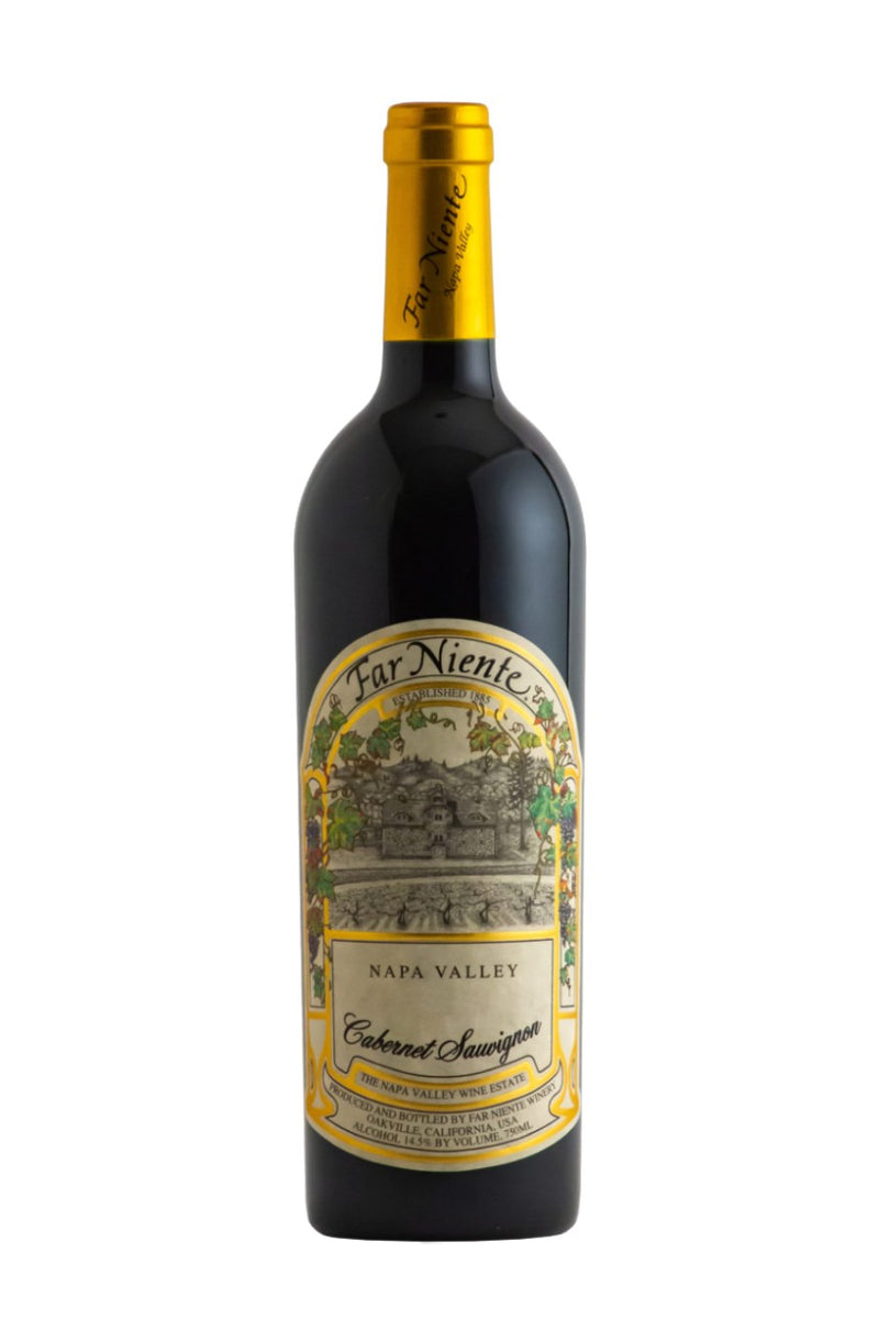 Far Niente Napa Valley Cabernet Sauvignon 2018 - 750 ML