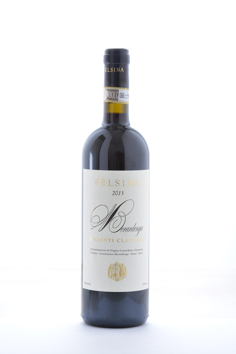 Felsina Berardenga Chianti Classico 2015 - 750ML - Wine on Sale