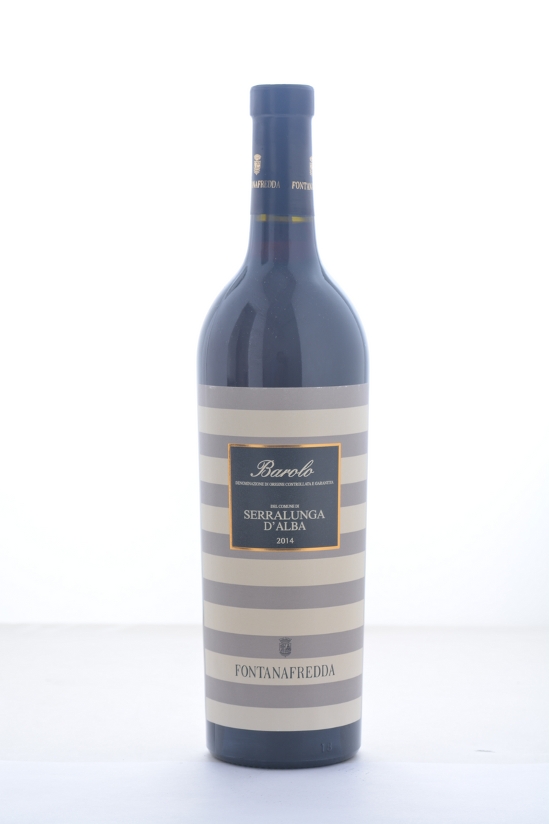 Fontanafredda Serralunga d'Alba Barolo 2014 - 750 ML - Wine on Sale