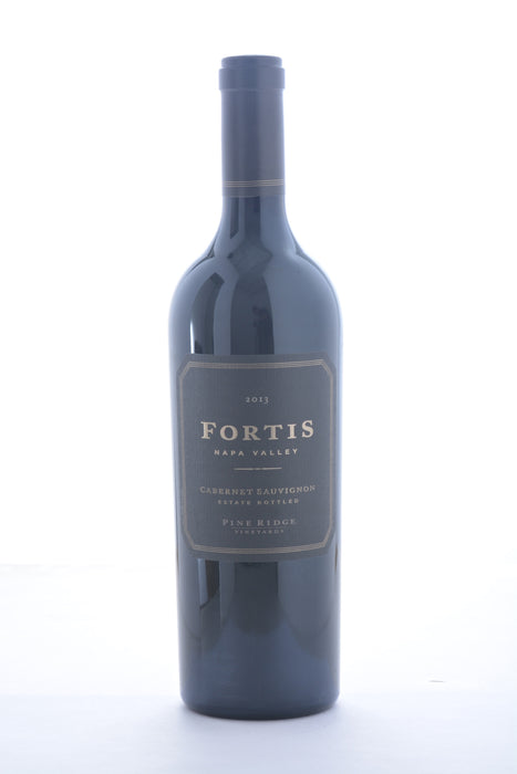 Pine Ridge Fortis Cabernet Sauvignon 2013 - 750 ML - Wine on Sale
