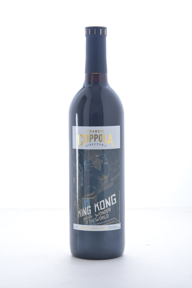 Francis Ford Coppola Director's King Kong Cabernet Sauvignon 2014 - 750 ML - Wine on Sale