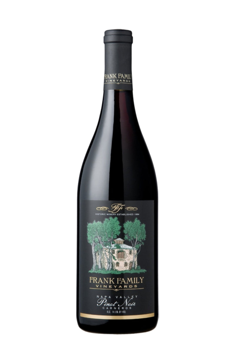 Frank Family Vineyards Pinot Noir 2018 - 750 ML