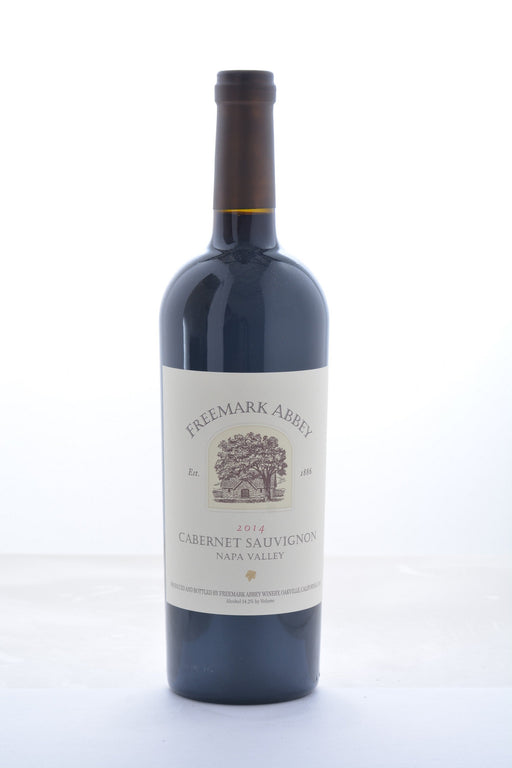Freemark Abbey Napa Valley Cabernet Sauvignon 2014 - 750 ML - Wine on Sale