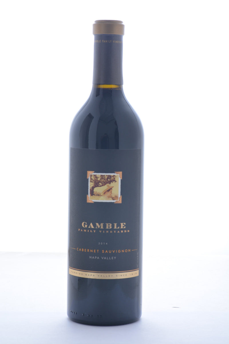 Gamble Family Vineyards Cabernet Sauvignon 2014 Napa Valley - 750 ML - Wine on Sale