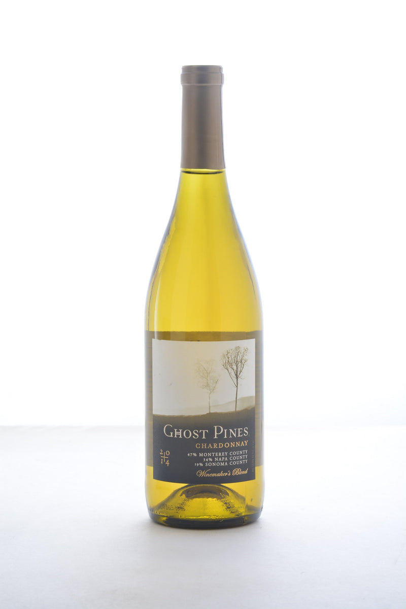 Ghost Pines Chardonnay 2014 - 750 ML - Wine on Sale