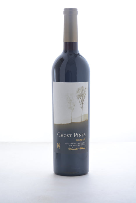 Ghost Pines Merlot 2015 - 750 ML - Wine on Sale