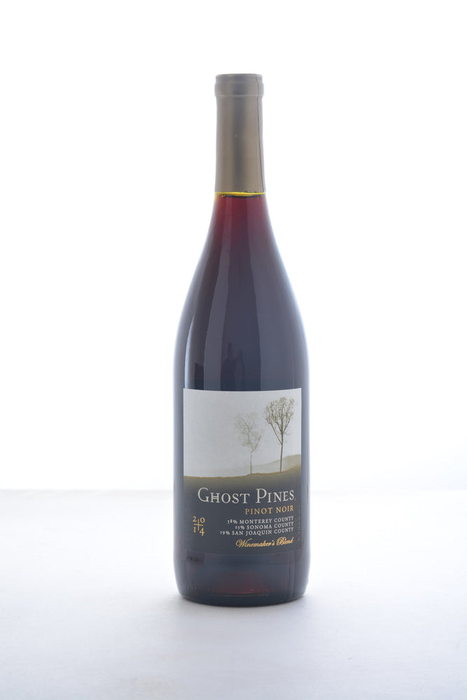 Ghost Pines Pinot Noir 2014 - 750 ML - Wine on Sale