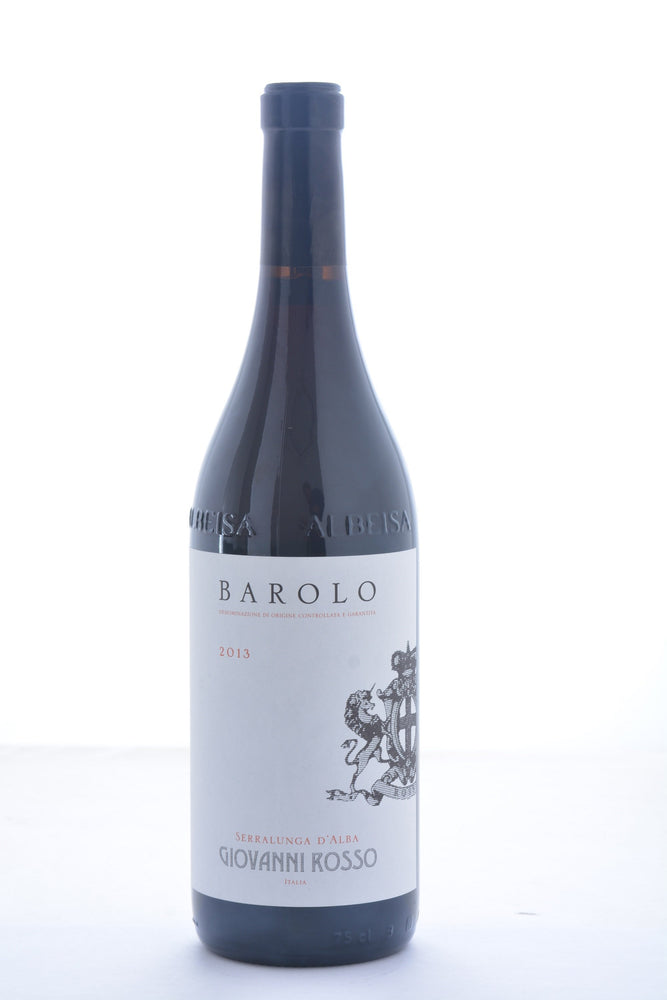 Giovanni Rosso Barolo Classic 2013 - 750 ML - Wine on Sale