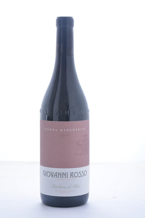Giovanni Rosso Donna Margherita Barbera 2015 - 750 ML - Wine on Sale