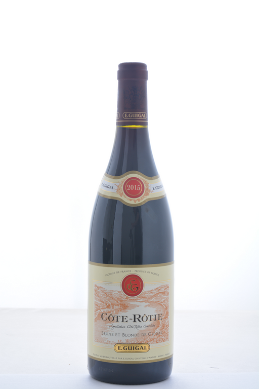 Guigal Cote Rotie Brune et Blonde 2015 - 750 ML - Wine on Sale