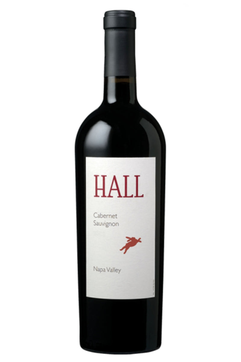 Hall Napa Valley Cabernet Sauvignon 2017 - 750 ML - Wine on Sale