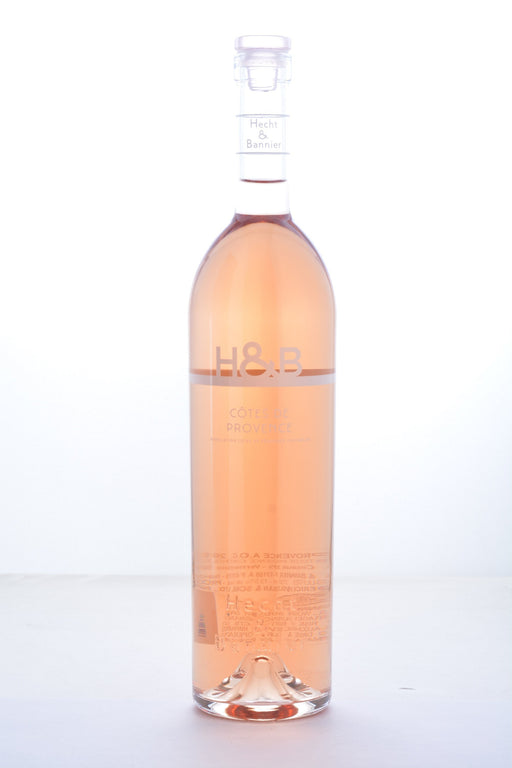 Hecht & Bannier HB Cotes de Provence Rose 2017 - 750 ML - Wine on Sale