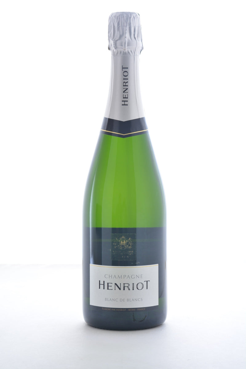 Henriot Brut Blanc de Blancs Champagne - 750 ML - Wine on Sale