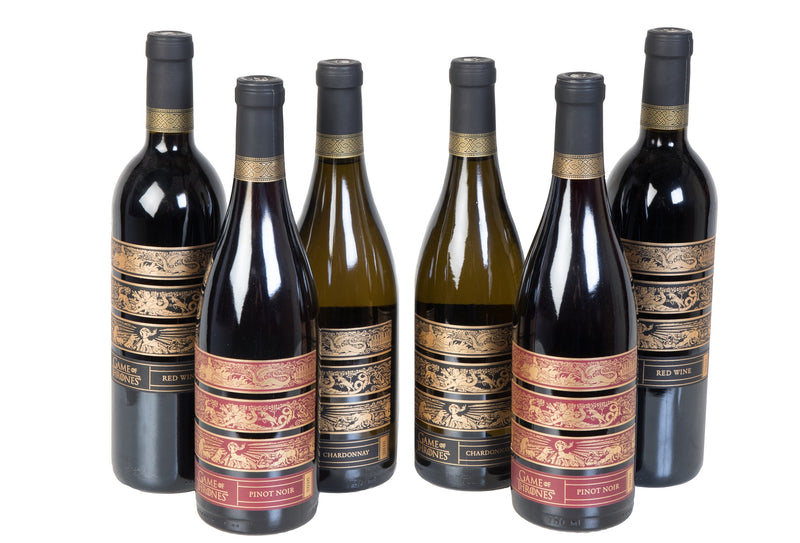 Groupon Game of Thrones Wine - 6 Pack - Wine on Sale