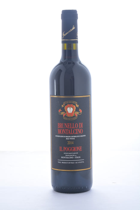 Il Poggione Brunello di Montalcino 2014 - 750 ML - Wine on Sale