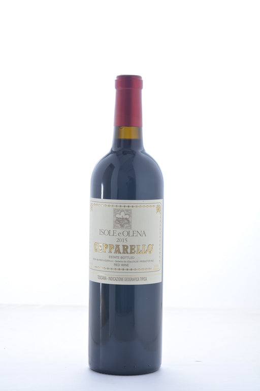 Isole e Olena Cepparello Sangiovese 2015 - 750 ML - Wine on Sale