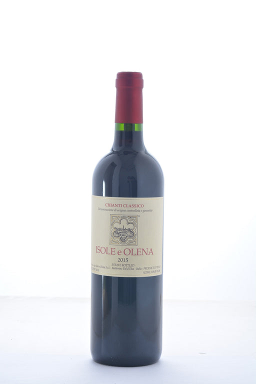 Isole e Olena Chianti Classico 2015 - 750 ML - Wine on Sale