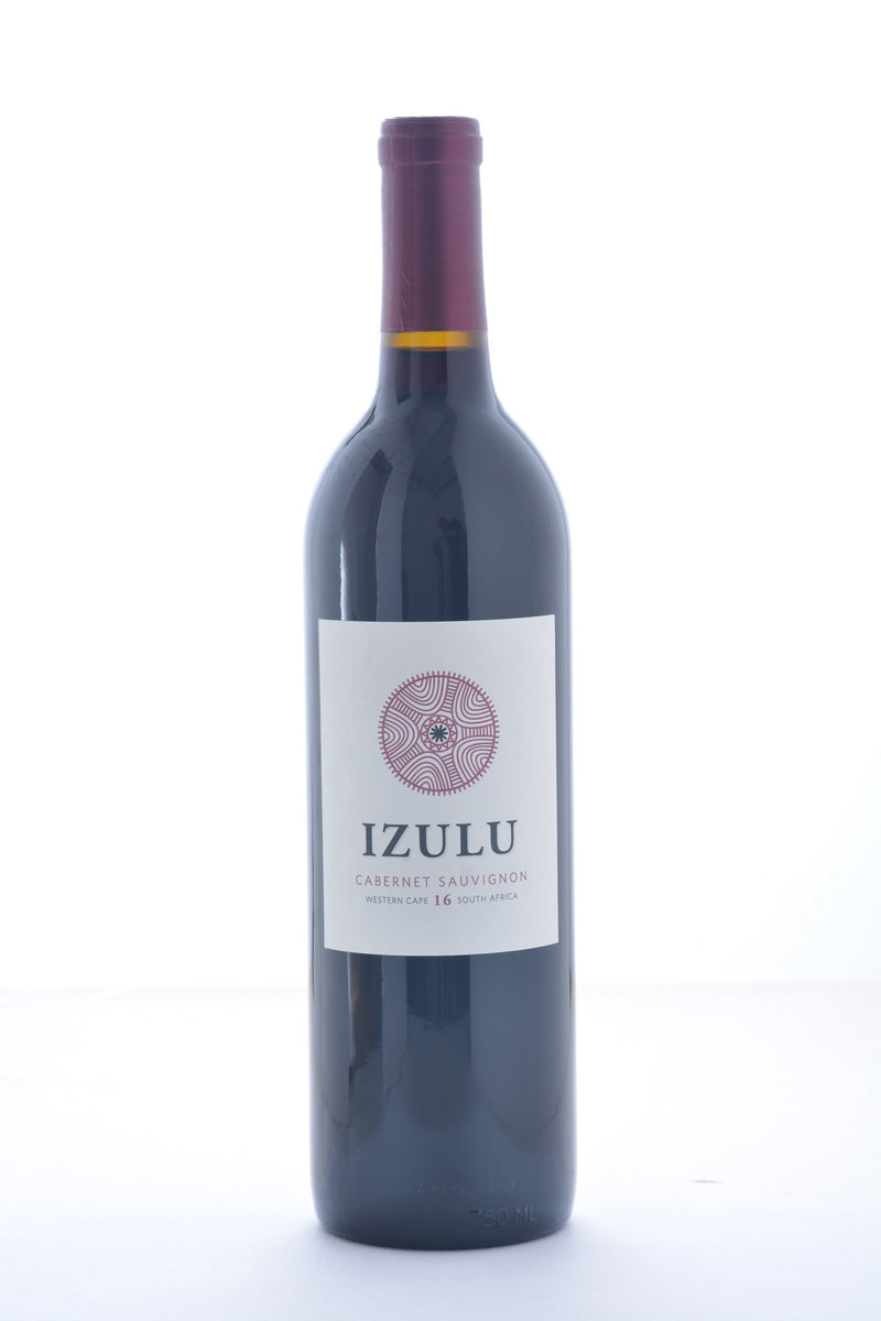 Izulu Cabernet Sauvignon 2016 - 750 ML - Wine on Sale