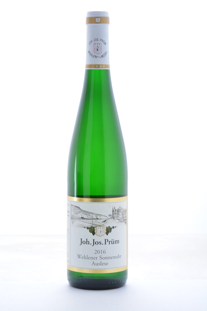 J.J. Prum Wehlener Sonnenuhr Auslese Riesling 2017 - 750 ML - Wine on Sale