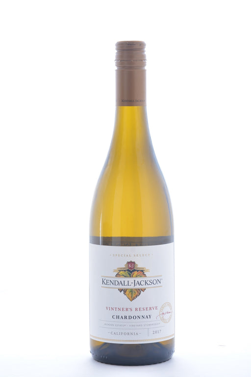 Kendall-Jackson Special Select Vintner's Reserve Chardonnay 2017 - 750 ML - Wine on Sale